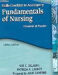 Skills Checklist To Accompany Fundamentals Of Nursing Standards & Practice