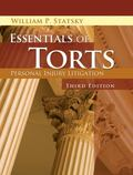 Essentials of Torts 3e