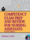 Competency Exam Prep & Review for Nursing Assistants