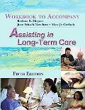 Assisting in Long-Term Care-Workbook 5e