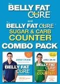 Belly Fat Cure Combo Pack : The Belly Fat Cure and the Belly Fat Cure Sugar and Carb Counter