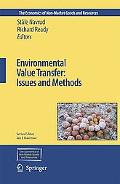 Environmental Value Transfer Issues And Methods