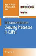 Intramembrane-Cleaving Proteases (I-Clips)