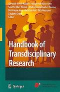 Handbook of Transdisciplinary Research