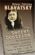 The Secret Doctrine: the Synthesis of Science, Religion, and Philosophy: Index to Volumes 1 ...