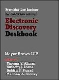 Electronic Discovery Deskbook