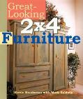 Great-Looking 2X4 Furniture