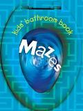Kids' Bathroom Book Mazes