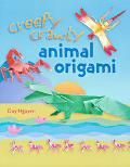 Creepy Crawly Animal Origami