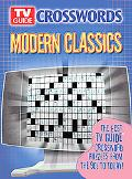 TV Guide Crosswords Modern Classics the Best TV Guide Crossword Puzzles from the 90s to Today