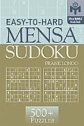 Easy-to-hard Mensa Sudoku