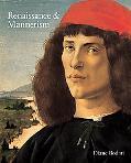 Renaissance and Mannerism