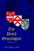 Peach Genealogies
