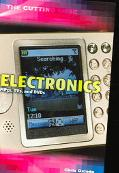 Electronics MP3s, TVs, and DVDs