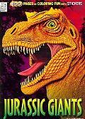 Jurassic Giant - Hardcover