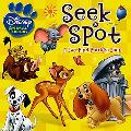 Disney Animal Friends Look and Find: A Fun Picture Book