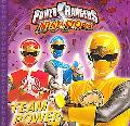 Power Ranger Ninja Storm: Team Power