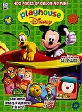Playhouse Disney 400-Page Book to Color
