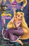 Tangled: Coloring and Activity Book with Stickers
