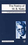 Poetry Of W. B. Yeats