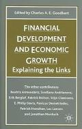 Financial Development and Economic Growth Explaining the Links