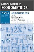 Palgrave Handbook of Econometrics Econometric Theory