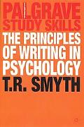 Principles Of Writing In Psychology