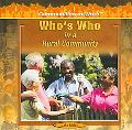 Who's Who in a Rural Community