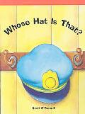 Whose Hat Is That?
