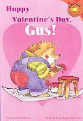 Happy Valentine's Day, Gus!
