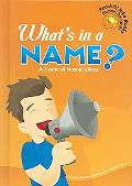 What's in a Name? A Book of Name Jokes
