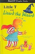 Little T and Lizard the Wizard