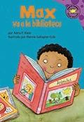 Max Goes to the Library (Read-It! Readers Series)
