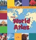 The Kids World Atlas: A Young Person's Guide to the Globe (Picture Window Books World Atlases)
