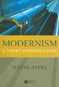 Modernism A Short Introduction
