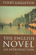 English Novel An Introduction