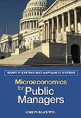 Microeconomics for Public Managers