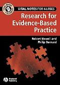 Research for Evidence-Based Practice