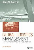 Global Logistics Management A Competitive Advantage for the 21st Century