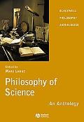 Philosophy of Science An Anthology