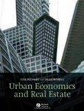 Urban Economics and Real Estate Theory And Policy