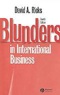 Blunders in International Business