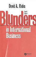 Blunders in International Business