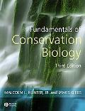 Fundamentals of Conservation Biology