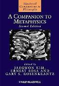 Companion to Metaphysics