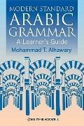 Modern Standard Arabic Grammar : A Learner's Guide