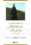 Companion to American Fiction 1780-1865