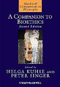 A Companion to Bioethics (Blackwell Companions to Philosophy)