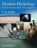 Modern Hydrology and Sustainable Water Development