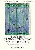 Teaching Critical Thinking in Psychology: A Handbook of Best Practices